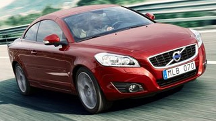 Sporty Car - Volvo C70