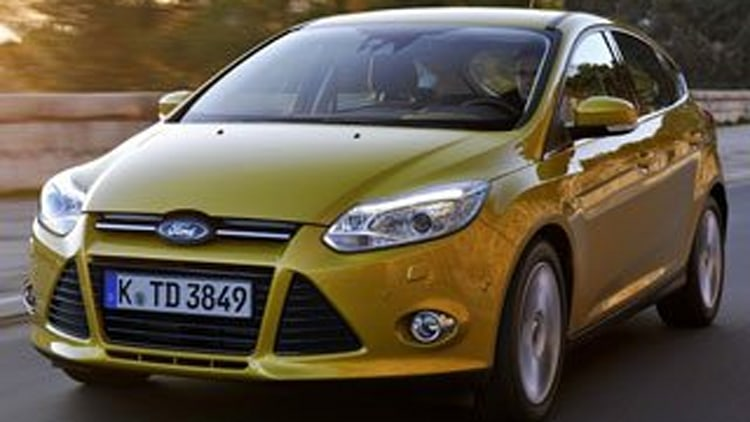 Small Hatchback - Ford Focus SE