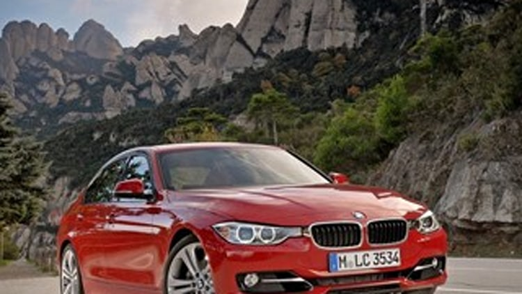 What Not To Drive In The Snow: BMW 3-Series
