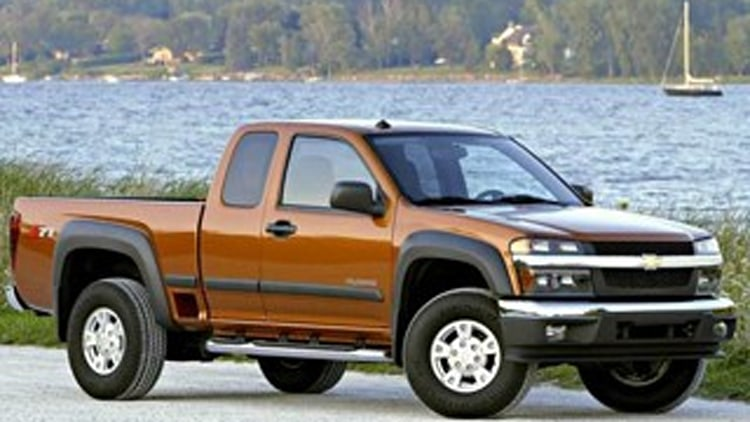 What Not To Drive: Chevy Colorado LT 4x2