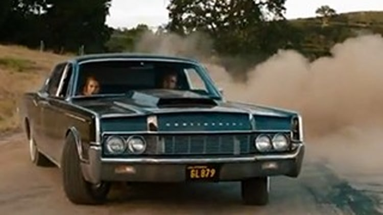 Hit and Run: 1967 Lincoln Continental