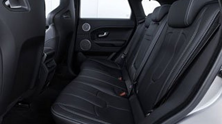 Passenger And Cargo Space