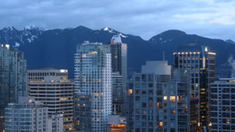 2. Vancouver, BC (32%)
