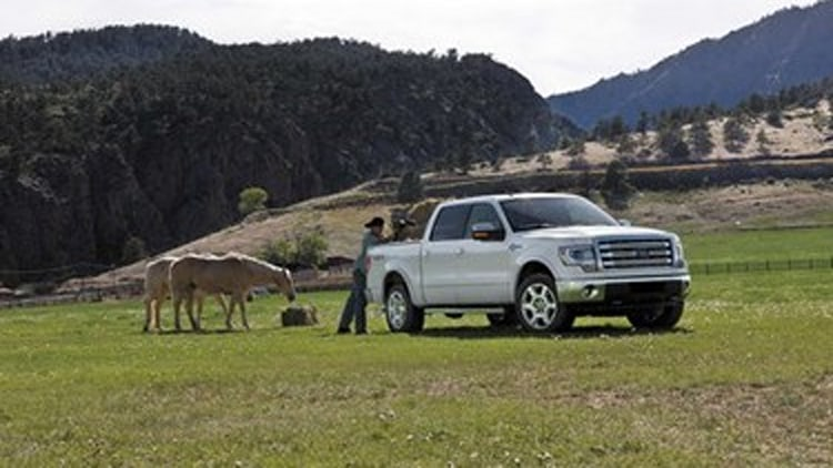 1. Ford F150