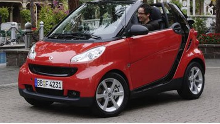 5. smart fortwo