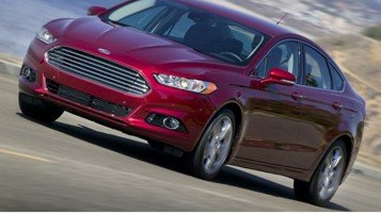 5. Ford Fusion