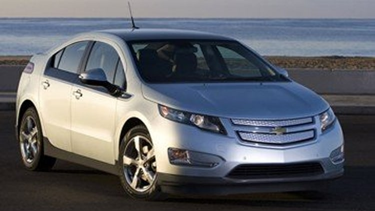 Sipper: Chevrolet Volt