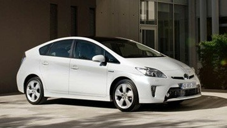 Sipper: Toyota Prius