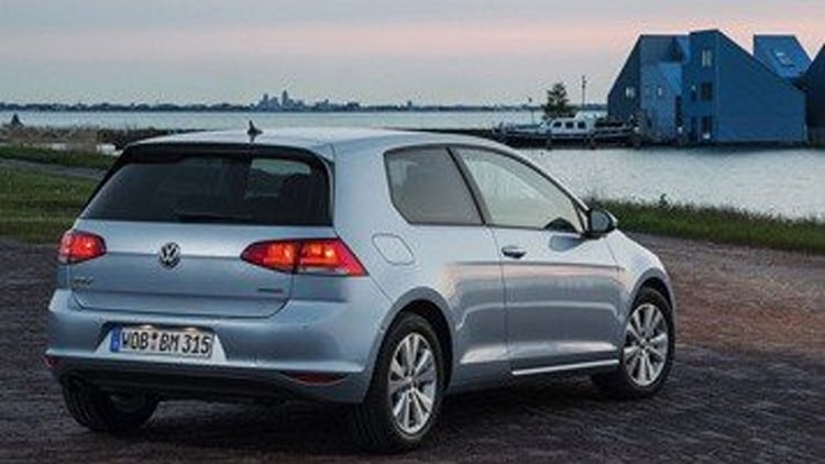 Sipper: Volkswagen Golf TDI