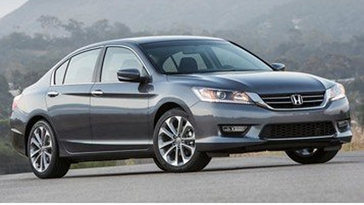 1. Honda Accord