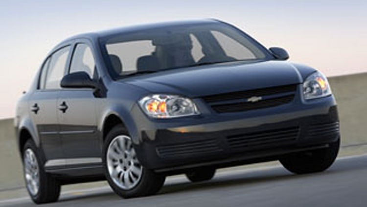 #10 Cheapest: Chevy Cobalt