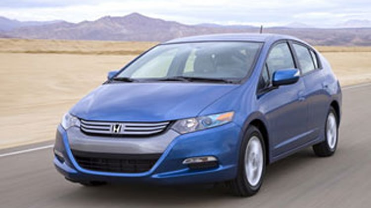 14. Honda Insight