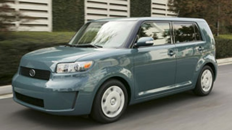 15. Scion xB
