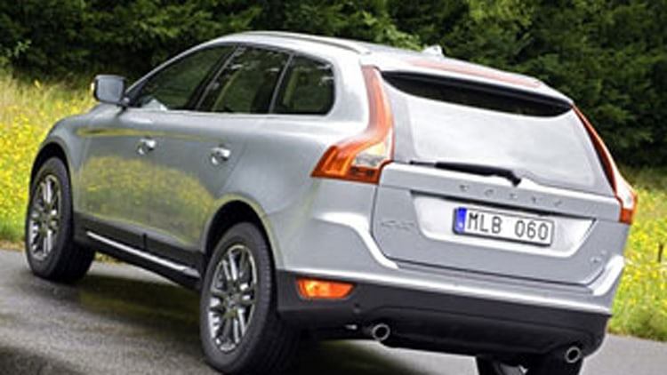 Volvo XC60: Outside the Car