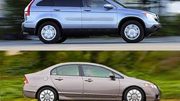 Reason #5: SUVs Are Riding On Car Chassis