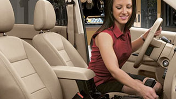 Reason #4: Moms Are More Independent When Buying The Family Vehicle