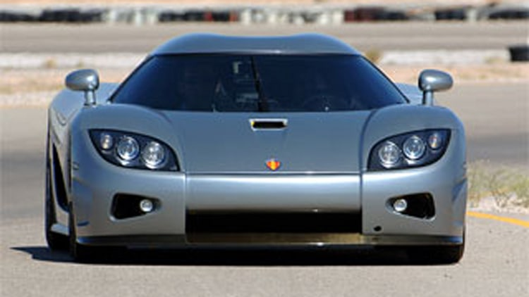 A Supercar from Sweden?