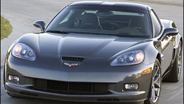 Chevrolet Corvette: Performer For The Mid-Life Crisis