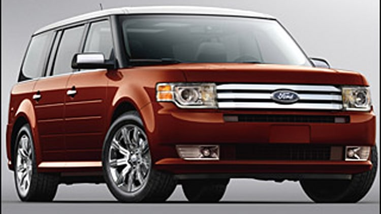 Large Crossover SUV: Ford Flex