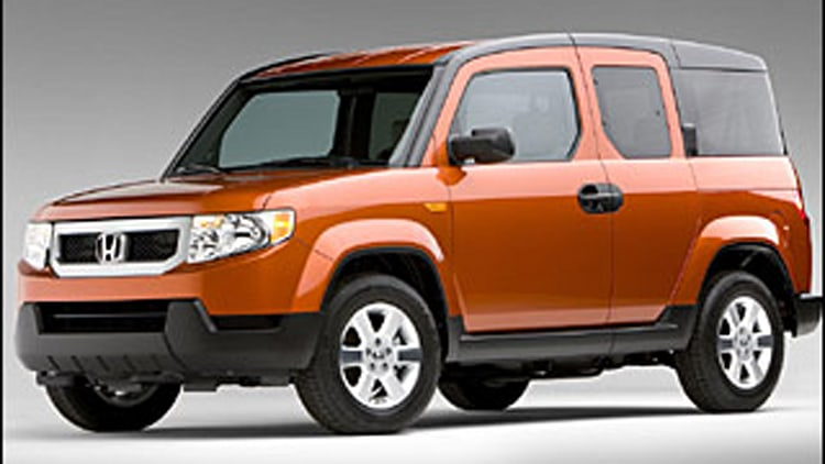 Compact Crossover SUV: Honda Element