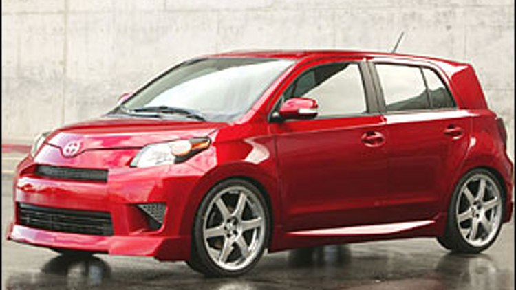 16. Scion xD