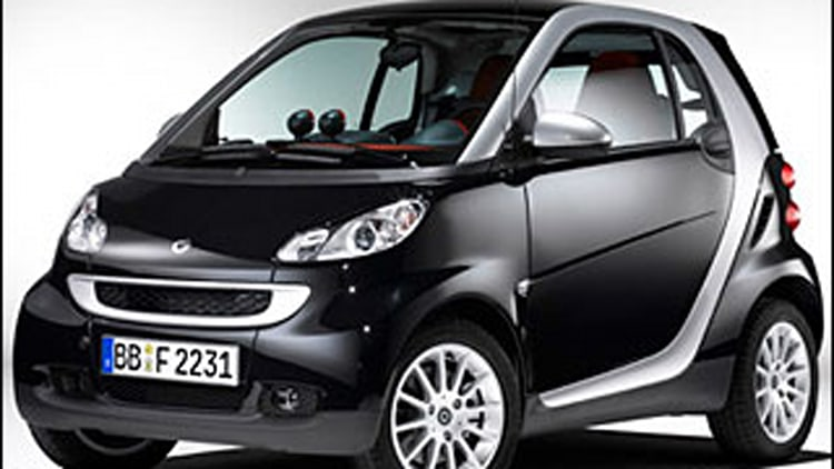 Two-Seaters - smart fortwo