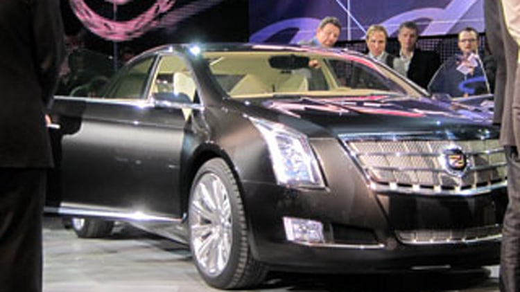 Cadillac XTSBest Big 'Ole Sedan