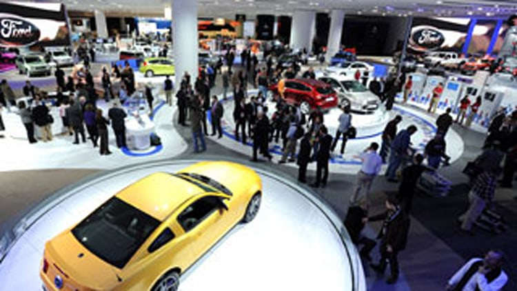 2010 Detroit Auto Show: The AOL Top 12