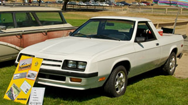 1982-1984 Dodge Rampage