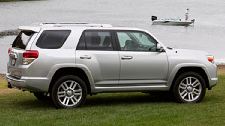 2010 Toyota 4Runner — The Verdict