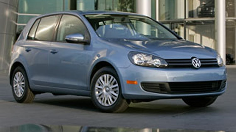 13. Volkswagen Golf