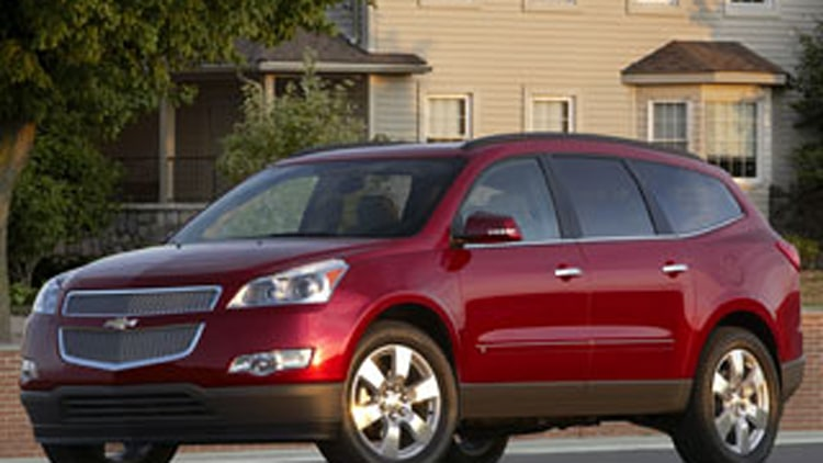 Best Of The Biggest: Chevy Traverse