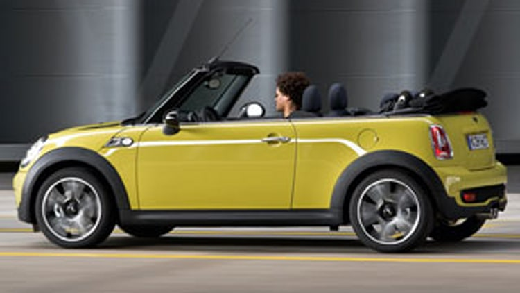 Not Your Father's Oldsmobile: Mini Cooper