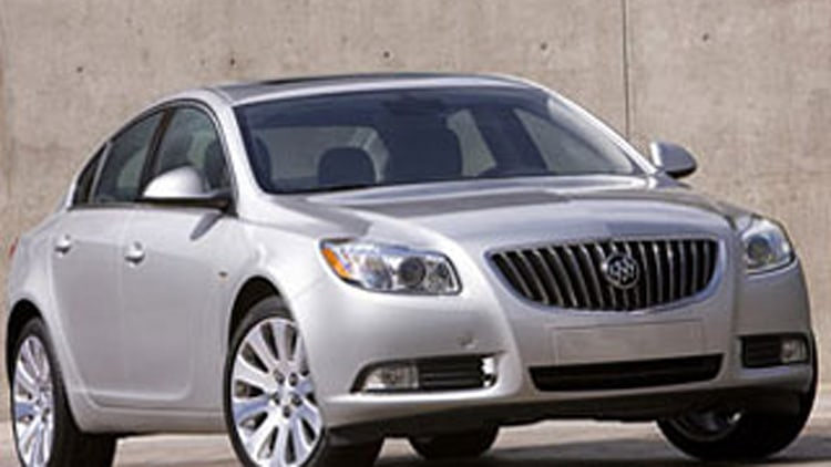 Not Your Father's Oldsmobile: Buick Regal