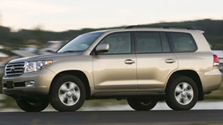 Not Your Father's Oldsmobile: Toyota Land Cruiser