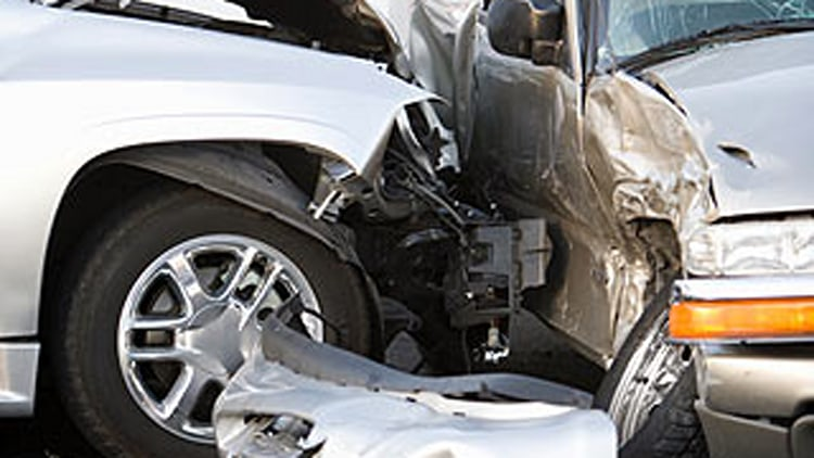 2. Damage To Your Car From A Collision With Another Car
