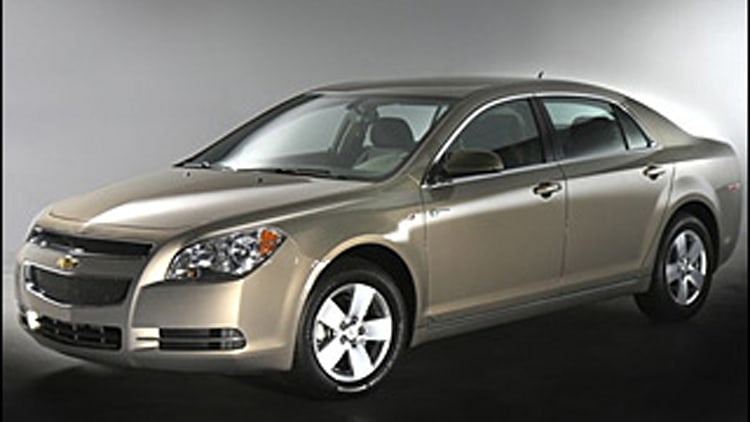 Cheap Hybrids: Chevy Malibu Hybrid