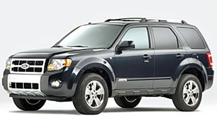 4. Ford Escape Hybrid*