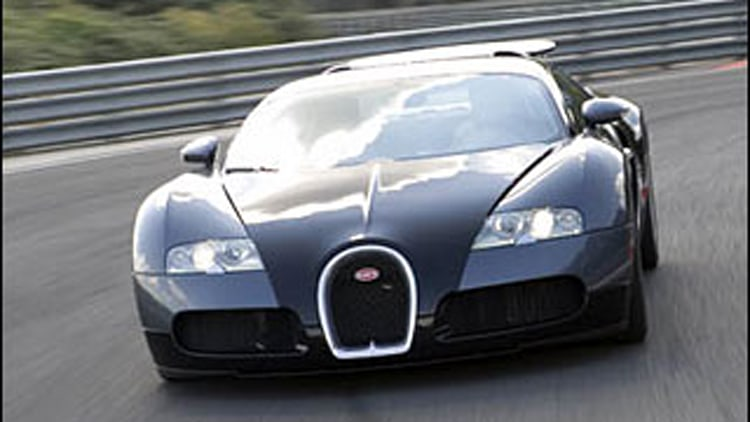 Veyron: Expensive and Worth It