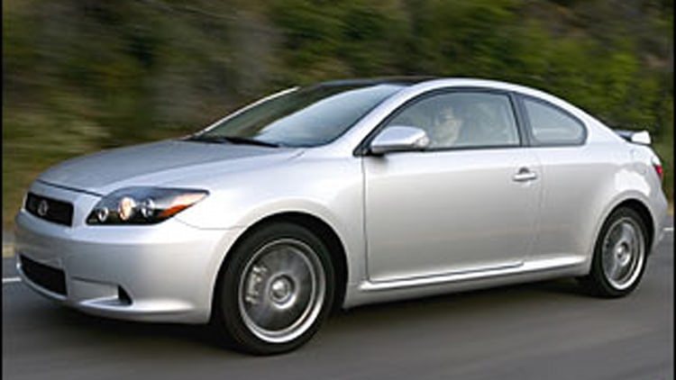 18. Scion tC