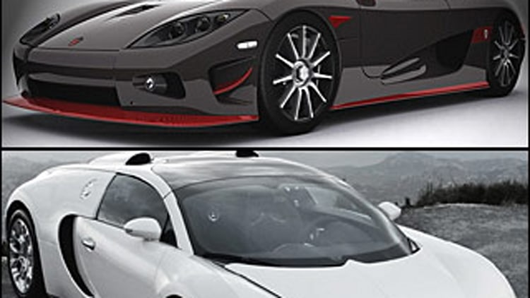 2009's Hottest Sports Cars