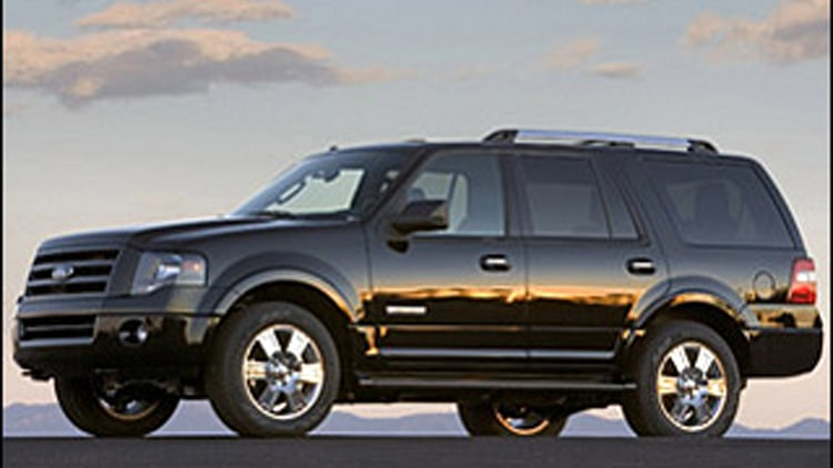 13. Ford Expedition