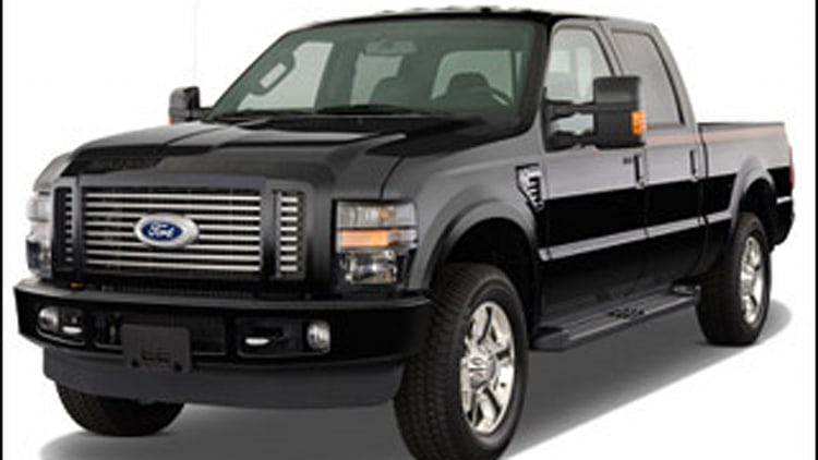 8. Ford F-250
