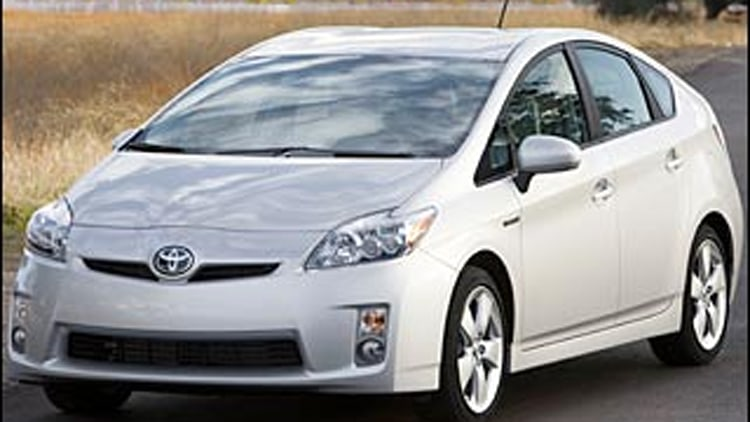 Overall Most Efficient - Toyota Prius