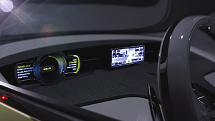 Leading Edge Automotive Infotainment Features