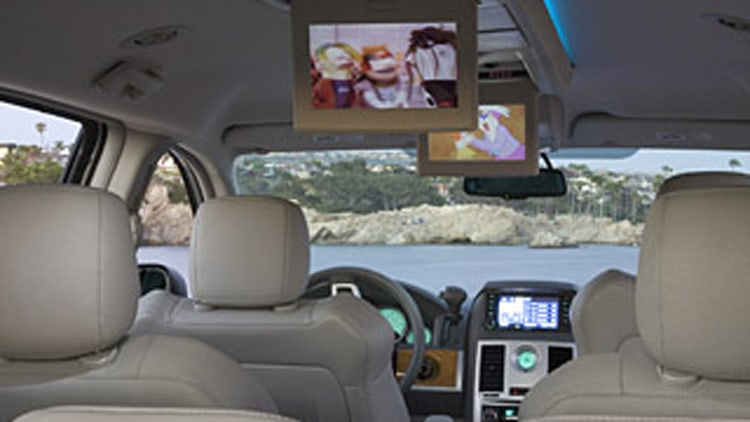 Chrysler: Kid-TV on the Road