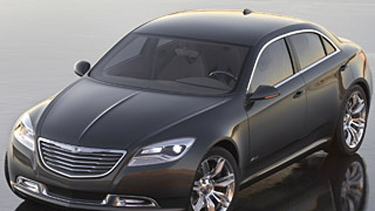 Chrysler 200C: Car Meets iPhone