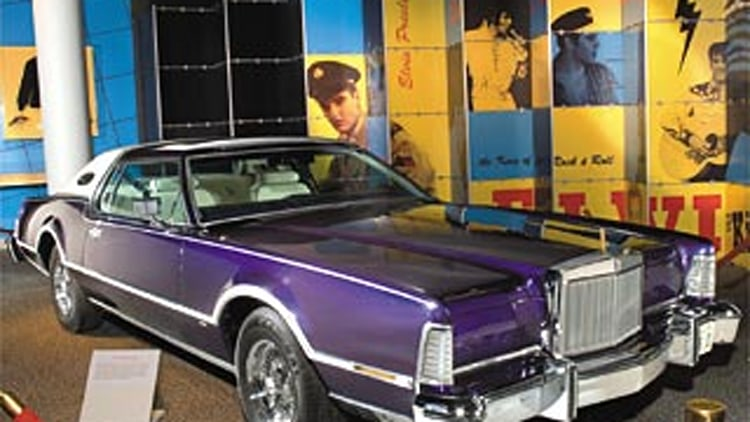 The King's Purple Chariot