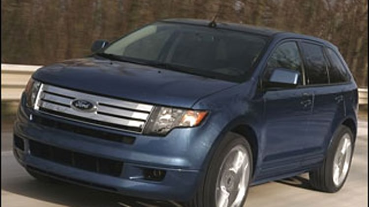 Ford Edge: 265hp