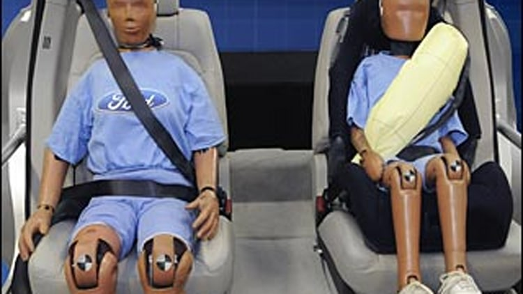 More Effective Than Normal Seat Belts
